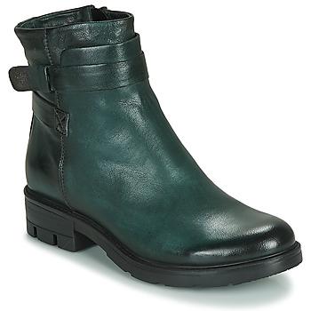 Shoes Women Mid boots Dream in Green FOMENTANA Green