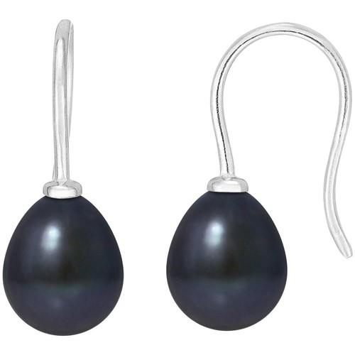 Watches & Jewellery  Women Earrings Blue Pearls BPS K317 W OB Multicolored