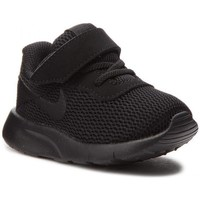 Shoes Children Low top trainers Nike Tanjun Tdv Black