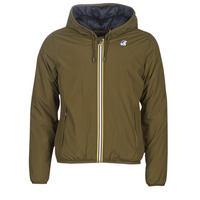 Clothing Men Jackets K-Way JACQUES RIPSTOP MARMOT Kaki