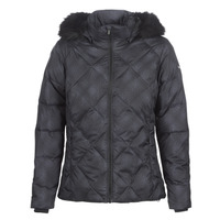 Clothing Women Duffel coats Columbia ICY HEIGHTS II DOWN JACKET Black