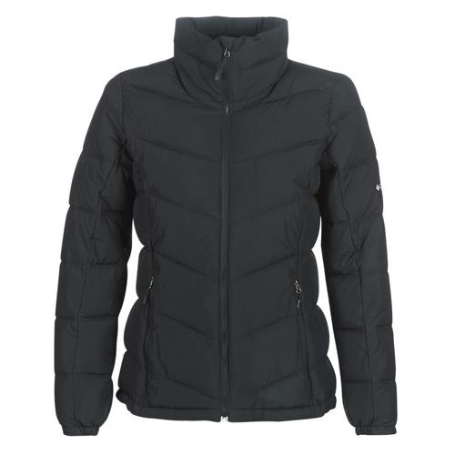 Clothing Women Duffel coats Columbia PIKE LAKE JACKET Black