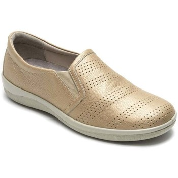 Shoes Women Slip-ons Padders Gigi Womens Casual Slip On Shoes gold