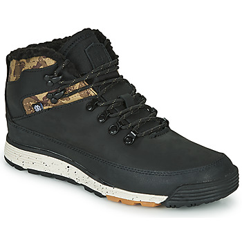 Shoes Men Mid boots Element DONNELLY Black / Camouflage