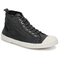 Shoes Women Hi top trainers Bensimon TENNIS STELLA Carbon