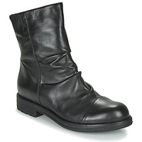 Shoes Women Mid boots Fru.it PESCARA Black