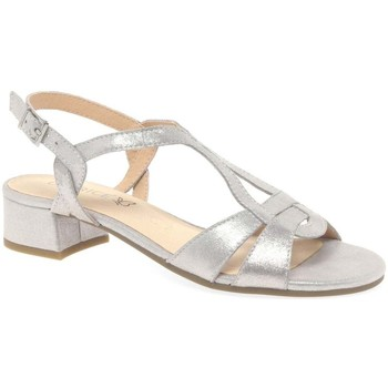 Shoes Women Sandals Caprice Atmosphere Womens Dress Sandals Silver