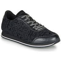 Shoes Women Low top trainers Desigual PEGASO DESIGUAL Black