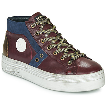 Shoes Women Hi top trainers Pataugas VERA Prune