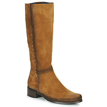 Shoes Women High boots Dorking CRUSCA Brown