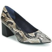 Shoes Women Heels Dorking SOFI Reptile