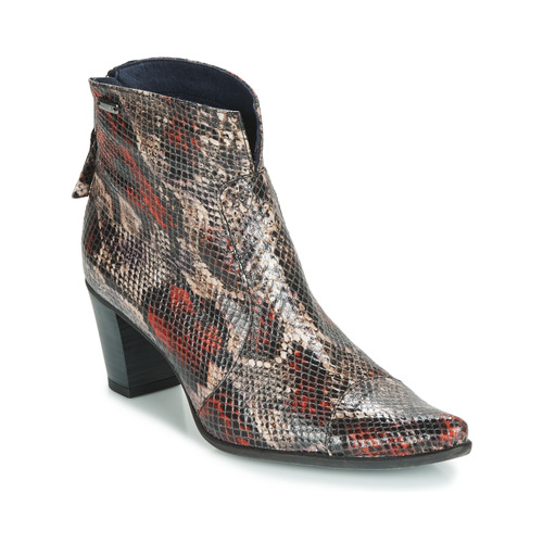 Shoes Women Ankle boots Dorking GRANADA Reptile
