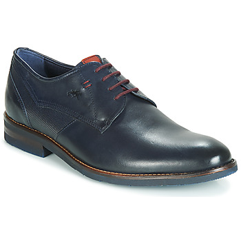 Shoes Men Derby Shoes Fluchos OLLYMPO Blue