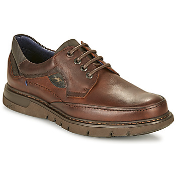 Shoes Men Derby Shoes Fluchos CELTIC Brown