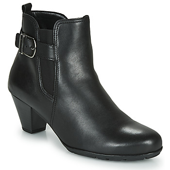 Shoes Women Ankle boots Gabor 3564127 Black