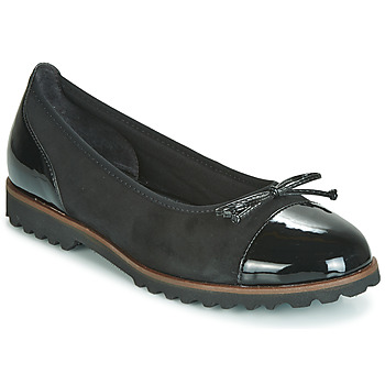 Shoes Women Flat shoes Gabor 3410037 Black