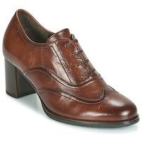 Shoes Women Brogues Gabor 3524122 Brown