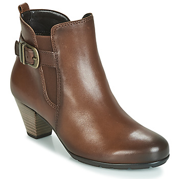Shoes Women Ankle boots Gabor 3564122 Brown