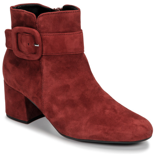 Shoes Women Ankle boots Gabor 3581610 Red