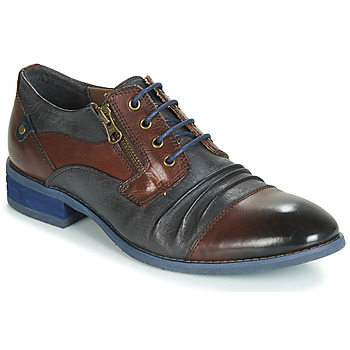 Shoes Men Derby Shoes Kdopa VALMY Brown