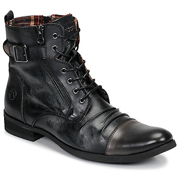 Shoes Men Mid boots Kdopa DUBLIN Black