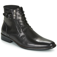 Shoes Men Mid boots Kdopa BAUDRY Black