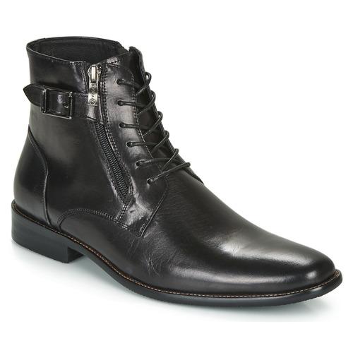 Shoes Men Mid boots Kdopa BAUDRY Black