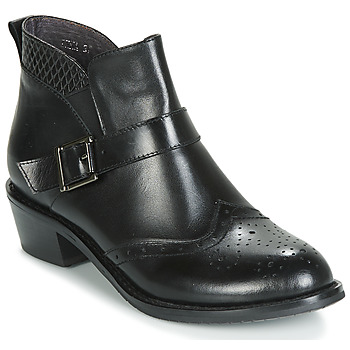 Shoes Women Mid boots Kdopa INNA Black