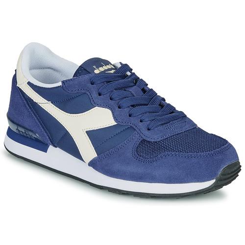 Shoes Low top trainers Diadora CAMARO Marine
