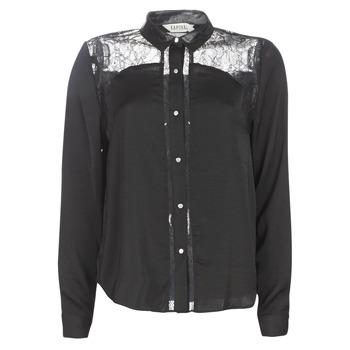 Clothing Women Shirts Kaporal PARY Black