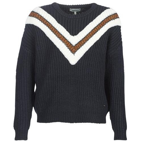 Clothing Women jumpers Kaporal XIP Marine