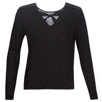 Clothing Women jumpers Kaporal PIKOU Black