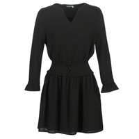 Clothing Women Short Dresses Kaporal DOLLI Black