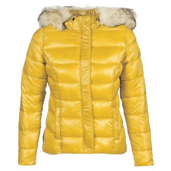 Clothing Women Duffel coats Kaporal PERLE Yellow