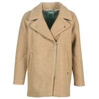 Clothing Women coats Kaporal DALIA Beige / Brown