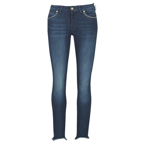Clothing Women slim jeans Kaporal CIAO Blue / Class