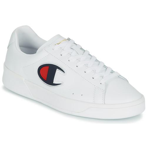 Shoes Men Low top trainers Champion M979 LOW White