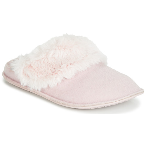 Shoes Women Slippers Crocs CLASSIC LUXE SLIPPER Pink