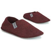 Shoes Slippers Crocs CLASSIC CONVERTIBLE SLIPPER Bordeaux / Grey