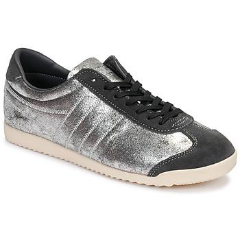 Shoes Women Low top trainers Gola BULLET LUSTRE SHIMMER Black / Grey