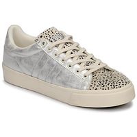 Shoes Women Low top trainers Gola ORCHID II CHEETAH White / Silver