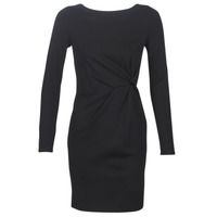 Clothing Women Short Dresses Ikks BP30155-02 Black