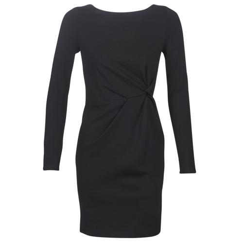 Clothing Women Short Dresses Ikks BP30155-02 Black
