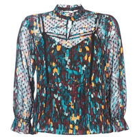 Clothing Women Tops / Blouses One Step CARTER Blue