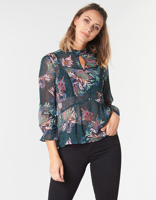One Step CARTER Green - Free delivery  ! - Clothing Blouses Women   63.00