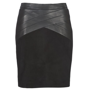 Clothing Women Skirts One Step JENI Black