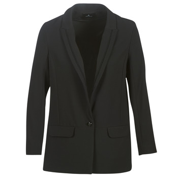 Clothing Women Jackets / Blazers One Step VIBEKA Black