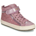Shoes Girl Hi top trainers Geox