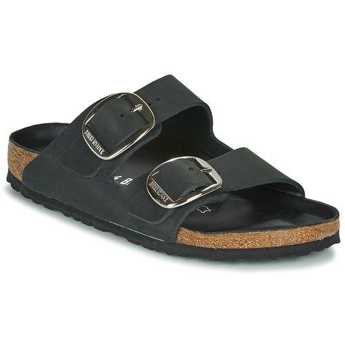 Shoes Women Mules Birkenstock ARIZONA BIG BUCKLE  black