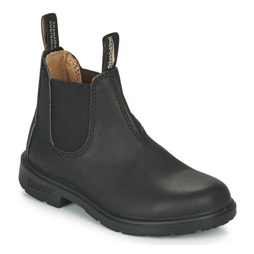 Shoes Children Mid boots Blundstone KIDS-BLUNNIES-532 Black